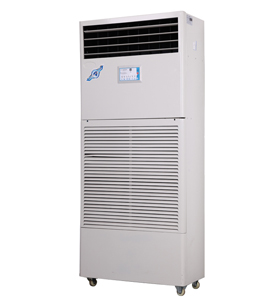 纳兰达湿膜加湿机 NLDSM-10 加湿量:10L/h 130m²用 无雾加湿 高效加湿 机房 去静电 增湿 工业加湿机器