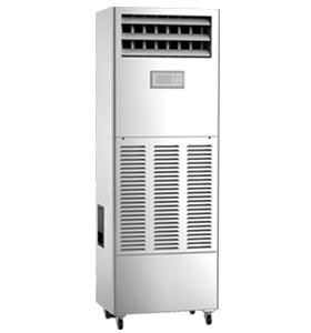纳兰达湿膜加湿机 NLDSM-03 加湿量:3L/h 60m²用 无雾加湿 高效加湿 机房 去静电 增湿 工业加湿机器