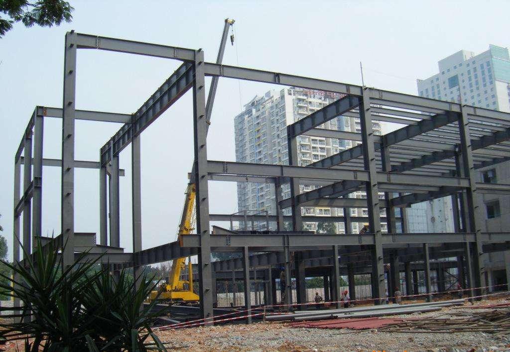 轻钢结构大棚