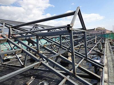 钢结构构架