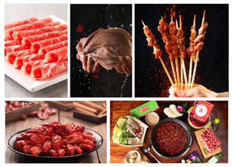 锅圈食汇特色产品