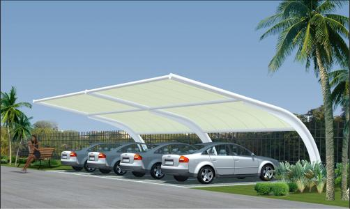 膜结构|膜结构车棚厂家|张拉膜结构|景观膜 - 山东亚澳建筑工...