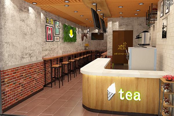 四川奶茶店加盟哪家可靠_蜜可兰淇