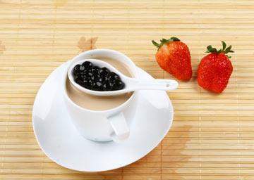 湖南奶茶加盟电话_蜜可兰淇