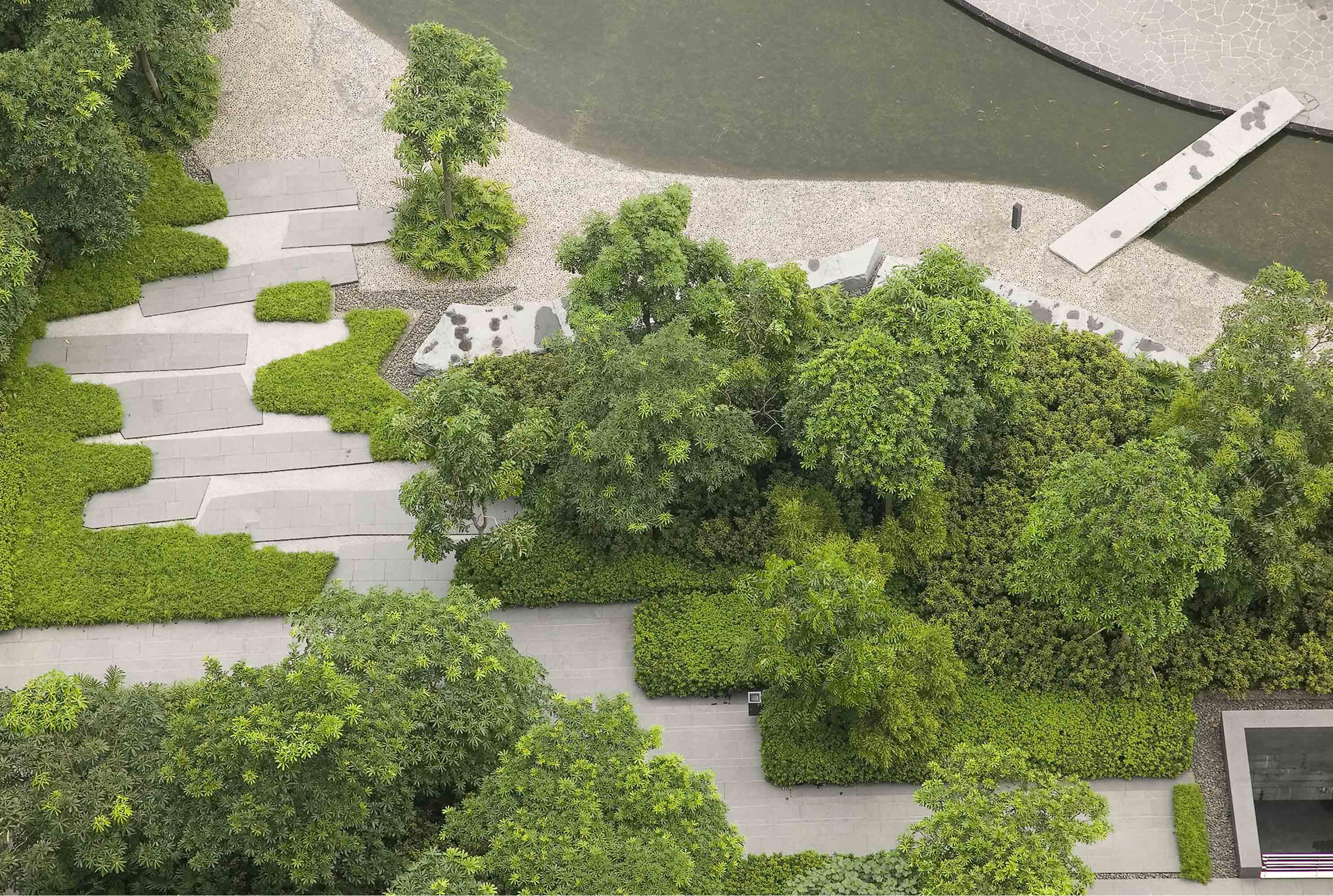 空中花园的设计选哪家图片