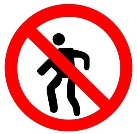施工工地安全标志 橡胶减速带