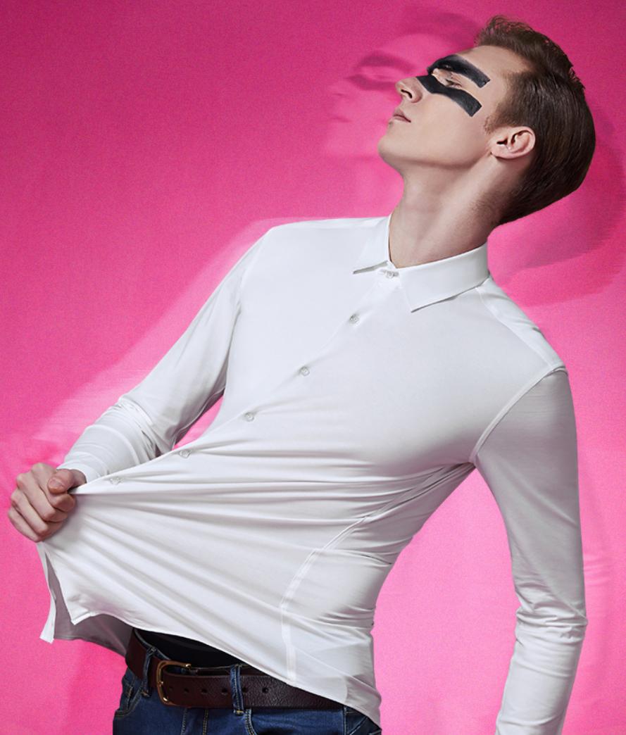 日本男士衬衫品牌_修诺服装旗舰店