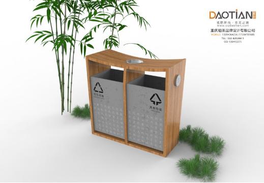 景区垃圾桶设计图片图片
