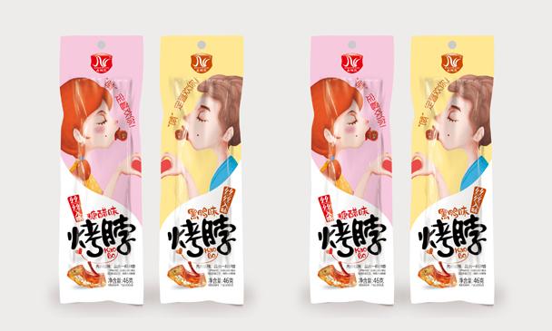 郑州市锅巴包装设计费用图片