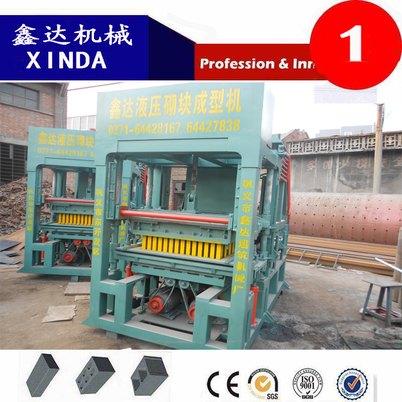 许昌市老牌标砖制砖机