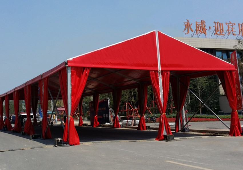 重庆临时展厅大篷租赁公司