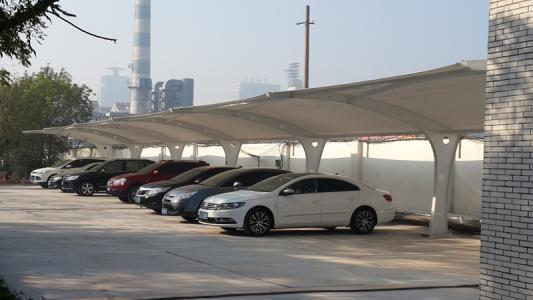 经济开发区平价的钢结构雨棚