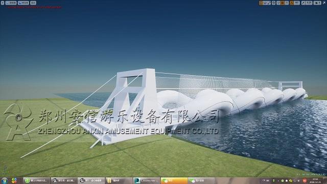 黑龙江一条龙服务蹦床桥多少钱