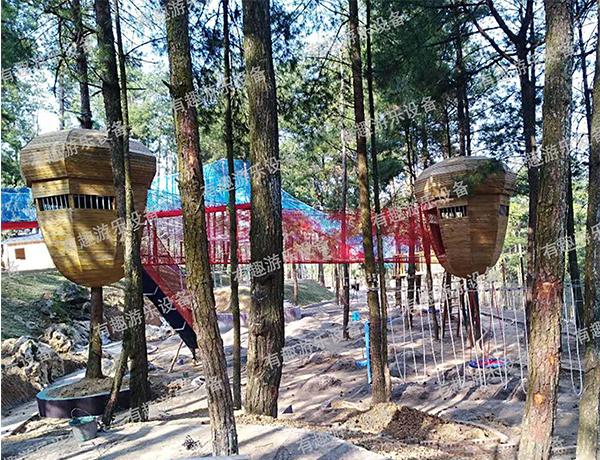 银川市公园游乐项目