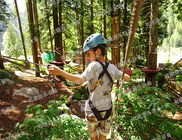 焦作市树梢探险项目