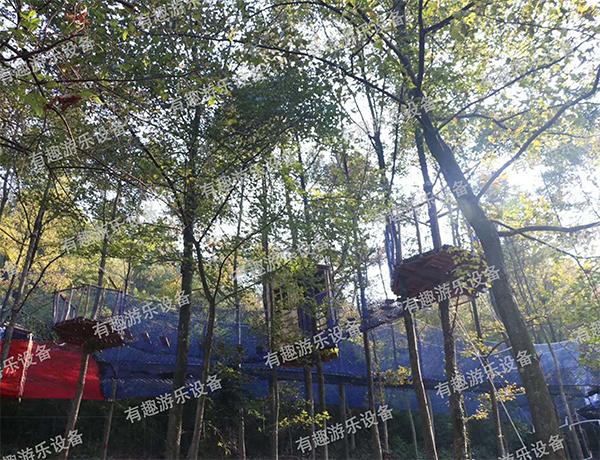 温州市丛林蹦床定制