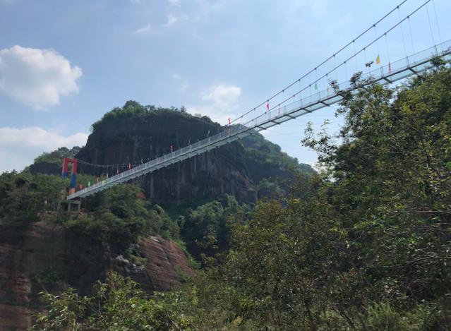 昆明吊桥设计厂家直发
