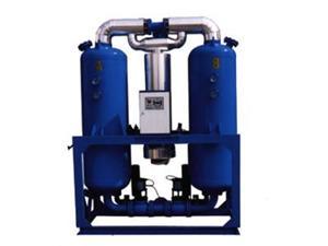 阿特拉斯空压机历空气管道系统