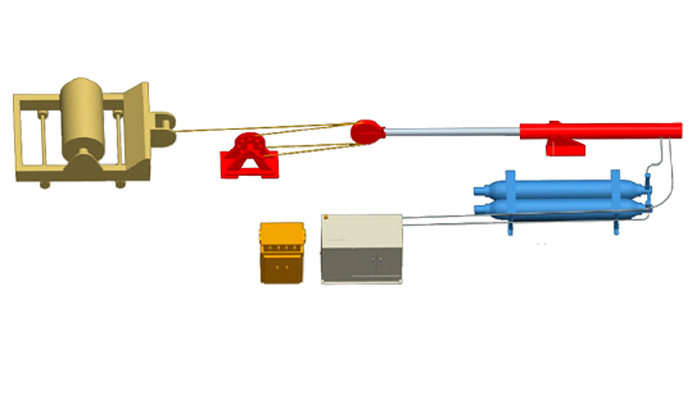 电力使用强力性机械师断带抓捕装置经销商