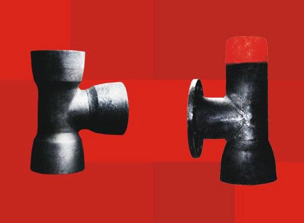 达州市安全性高铸铁排水管件