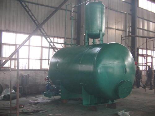大气式计算旋膜热力除氧器水温