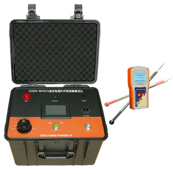 xf电缆故障测试仪使用注意事项