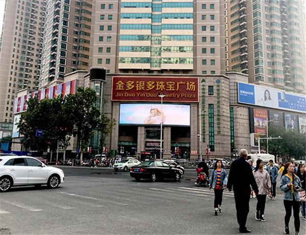 新型的郑州标志性广告媒体