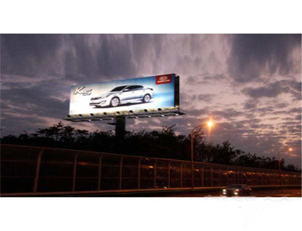 机西高速公路跨线桥广告牌公司