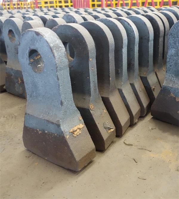 广州定制高铬铸铁锤头